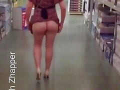 Vilkkuu Ass in Public 1