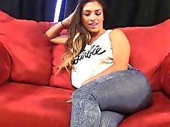 Sexy Latina Sandra Fucks The Neighbors Ehemann Hausgemachte