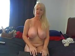Cette Mature poufiasse Got Boobs Big