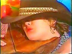 Rodeo Saappaat Haju varten Cowgirl Mielialan