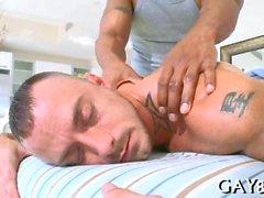 Ciò è ancora migliore di massaggio