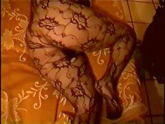 Culona tetona con lencería exótica y vibrador - 18-erotic-2