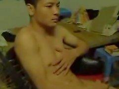 Vietnamiano cazzo di Coppie sul di webcam