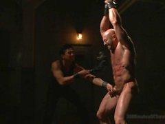 Kehonrakentaj Tatum Gets pahoinpideltiin Extreme - Kohtausvalikko 1.