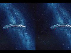 Dış Uzay Bölüm 2'de RealityLovers üçlü sikiş