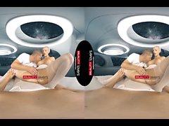 RealityLovers Threesome Foda-se no espaço exterior parte 2