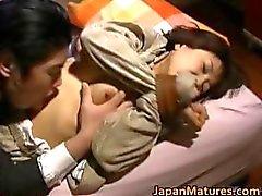 Japanse vrouw is kinky en volwassen part1