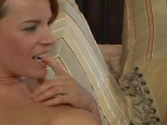 Dana Dearmond And Deauxma Office Lesbian Seduction
