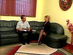 Seksi Alman teyze Yolanda