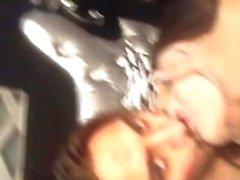 Mumbai Call Girl faire des baisers avec son client - Saumya Giri