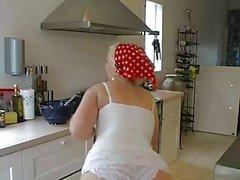 lekker neuken in de keuken