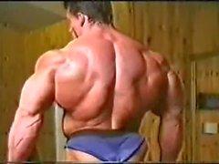 ¡Masivo! '93 Sesión fotográfica de Dorian Yates