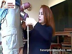 Ravintolan Farang ding dong perävaunun