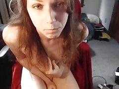 Alice shaved boner playing show