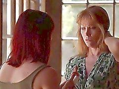 Дарла Crane утешает друг с лесбийское порно