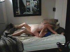 CGS CHEATING WIFE ON TOP 2 Hidden Cams