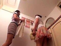 Massaggio erotico giapponese per adolescenti 13