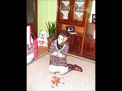 Turco árabe asiático hijapp mezcla ph Nelia de 1fuckdatecom