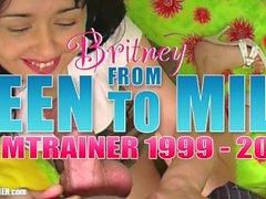 Revolver ATM: Britney Kırlangıçlar ev yapımı anal AĞZI için 10 kez ASS gider