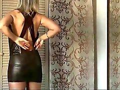 la señora sensual que armario
