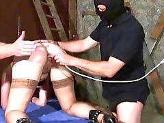 Sklaven Erziehung (viel Verkehrung )