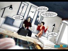 Comic 3D: Vox Populi. Episodio 40