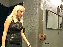 Montata e in paglia di Vienna dai sadici amante blonde