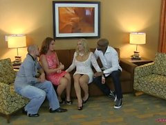 Orgía bisexual de Las Vegas