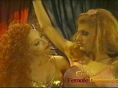 Crossdresser enjoys a very painful flogging session