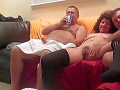 Wife l'avale sperme pour la première fois
