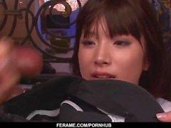 Múltiples polla chupar xxx porno con Hinata Tachibana