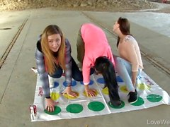 Lovewetting - jeu Twister