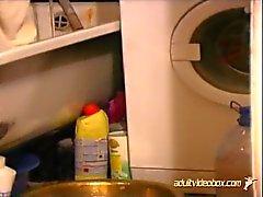 RuzzGirlz 225 İki Kişilik Kız Çocuk-Banyoda AVBS3