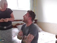 AgedLovE Handy Youngsters и Matures Compilation