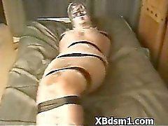 Arrogantes bös BDSM Spielen