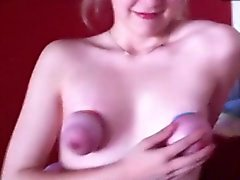 perky tits slave Inge tied and on vacuum suction