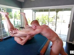 muscle gay oral sex and facial segment movie 1