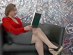 Slyna Bukkake Masturbates