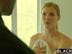 BLACKED Schauspielerin wird von BBC dominiert