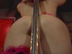 Japanische Micro Bikini Dancer - Emi Haruna