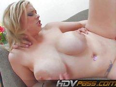 Big Tit Blonde Katie Kox Fucking Cumshot