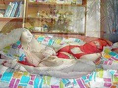 Arabiska flickorna klädd - bildspel V