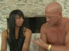 Honey Foxxx B Having Raunchy Sex