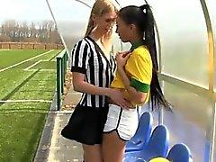 Latina teen pov badrummet sand fantasin lesbisk Brazilian ÅTERGIVNING