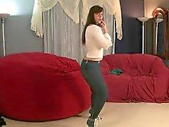 Calças jeans PAWG grossos