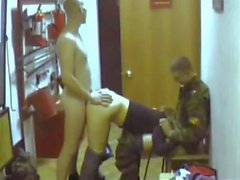 Russische Armee Sexparty