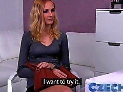 Tschechien Blond gerne es rau in Guss Interview