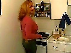 Traindo A dona de casa ficando desvairada
