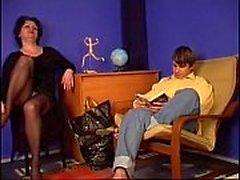 Русский зрелого Луиза с Карлом