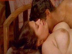 Telugu seni Bhabhi baciò succhiato e chiavate fino a